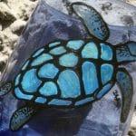 Wine Glass Painting at Castaways Holden Beach