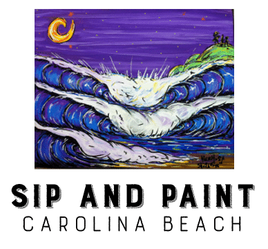 Sip and Paint Carolina Beach